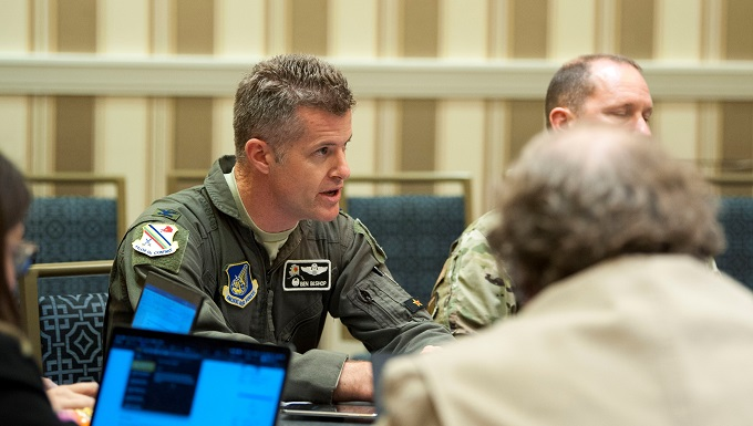 PACAF commanders talk relationships, readiness, resiliency