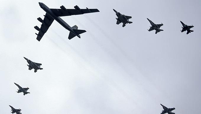 US, Japan, Australia converge on Guam for Cope North 21