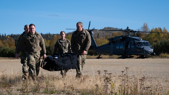 PACAF SG conducts health service support for ACE exercise in Alaska